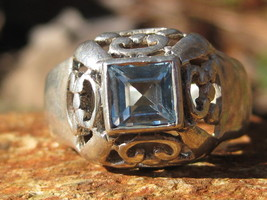 Haunted ring Antiquities Collection Dai Nichi the great Illuminator  - $444.44