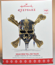 Hallmark: Dead Men Tell No Tales - Pirates of the Caribbean - 2017 Ornament - $15.33