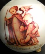 Schmid Bros Sister Berta Hummel Christmas Ornament 1974 The Guardian Ang... - $13.99
