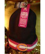 Chicago Bears  Breast Cancer Awareness Beanie Skull Cap Hat Reebok OSFA ... - $19.99
