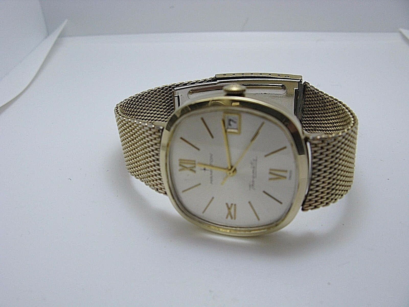 Vintage Hamilton Watch Thin-o-matic date 10k gold filled Classic