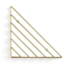 Strum Wall Organizer Brass - $19.89