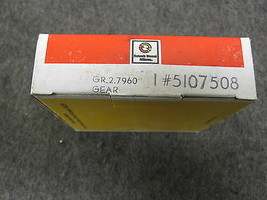 Genuine Detroit Diesel 5107508 Governor Drive Gear New image 2