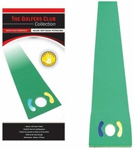 La GOLFERS CLUB Deluxe Suave Al Tacto Golf putting mat , Práctica Entren... - $29.58