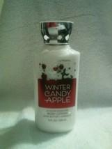 Bath & Body Works Winter Candy Apple Body Lotion 8 oz. - $13.50