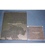Monster Hunter World Limited ed BONUS Art Book & Music Soundtrack CD no ... - $59.98