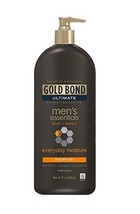 Gold Bond Gold Bond Men's Everyday Essentials Lotion, 21 Ounce - $28.96
