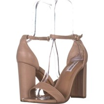 Steve Madden Carrson Ankle Strap Dress Sandals 426, Blush, 9 US - $34.84