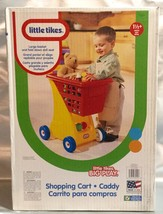 Little Tikes Childrens' Shopping Cart - Great For Playroom, Easy Rolling... - $24.73
