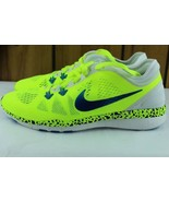 NIKE WOMAN FREE 5.0 TR FIT WC Size: 8.0 RUNNING NEW COMFORTABLE VOLT - $80.74