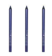 (3-Pack) Styli-Style Line & Seal Semi-Permanent Eye Liner - Indigo (ELS013)  - $22.99