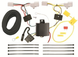 2006-2015 Mazda 5 Trailer Hitch Wiring Kit Harness Plug & Play Direct T-ONE - $60.34
