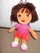 ty beanie buddies buddy dora the explorer plush doll Stuffed Toy - $6.59