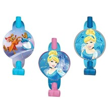 Cinderella Sparkle Blowouts Birthday Party Favors 8 Per Package New - $3.71