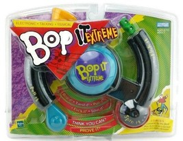 Sealed 1999 Hasbro Parker Brothers Bop it Extreme Electronic Handheld Ga... - $98.99