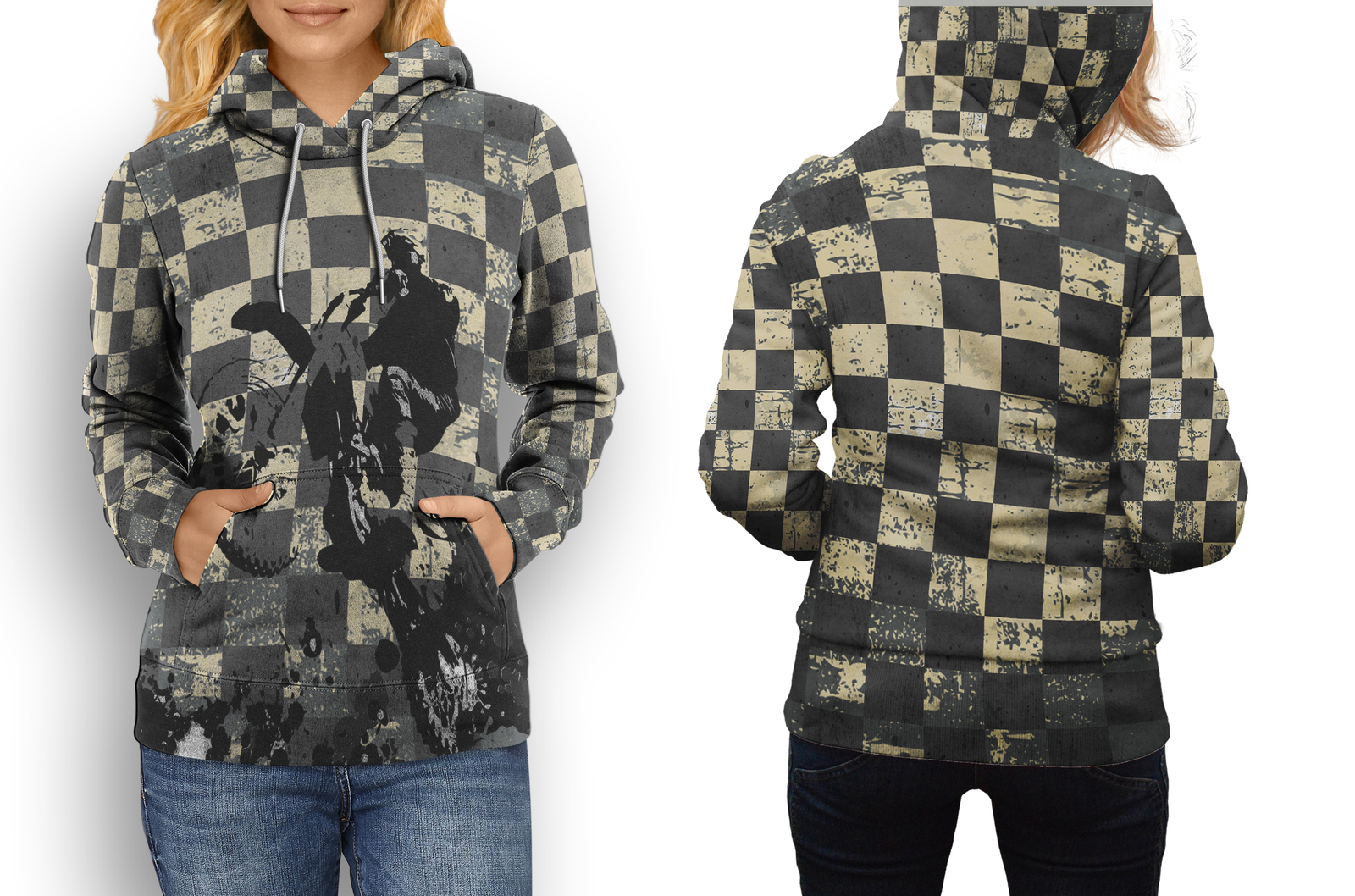 Primary image for HOODIE WOMEN Motocross