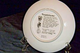 "Königszelt Bavaria ""Rumpelstilzchen"" Commemorative Plate by Charles Gehm AA20-CP image 4"