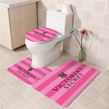 Hot Victoria's_Secret141 Toilet Set Anti Slip Good For Decoration Your Bathroom  - $20.09