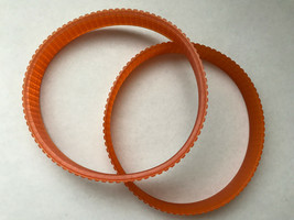 "2 NEW URETHANE Belts Delta 22-540 12"" Planer Type 1&2 drive belt 22-546 ... - $27.63"