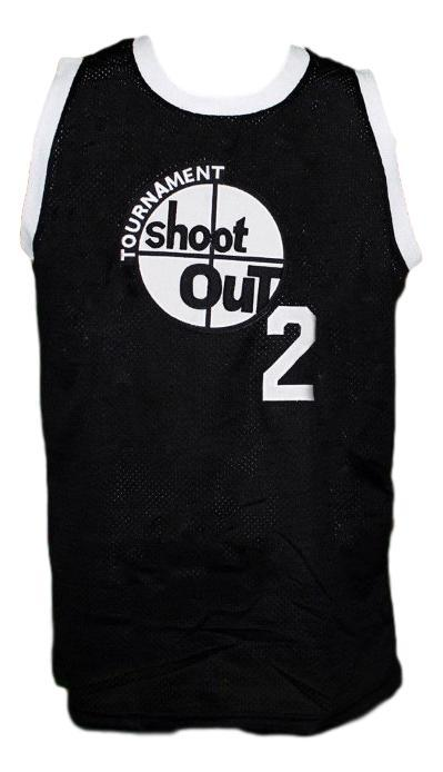 Birdie  2 above the rim tournament shoot out basketball jersey black   1