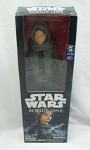 "Disney Star Wars ROGUE ONE SERGEANT JYN ERSO Jedha 11"" ACTION FIGURE NEW - $19.80"