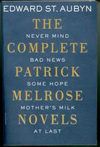 The Complete Patrick Melrose Novels Edward St Aubyn Never Mind Bad News ... - $7.50