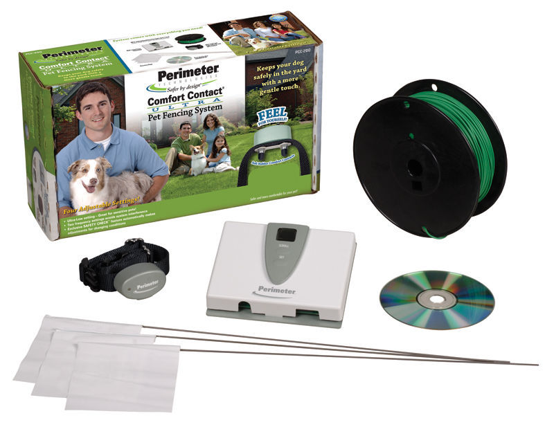 Perimeter Technologies  Ultra Comfort Pet Fencing System - 1000-0050