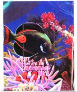 fish Russia ~ Anemonefish ~ M/S  MNH - $1.83