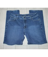 Lee Rider Jeans Womens Size 16 Medium Wash  - $17.09