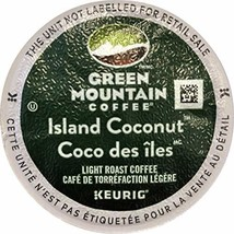 Green Mountain Coffee Island Coconut K-cup 96-count - $86.12