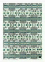 Pendleton Home Collection Luxe Harding Luxe southwest Throw Blanket 50 X 70 - $67.28