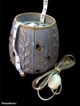 Yankee Candle Tart Warmer NEW Blue - $35.63