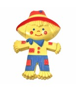 Vintage 1975 Collectible Avon Peter Patches Scarecrow Pin Pal Fragrance ... - $13.98