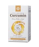 Solgar Full Spectrum Curcumin Liquid Extract Softgels 30 Count - $22.49