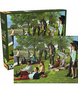 The Office Sunday Afternoon 1000 Piece Puzzle Multi-Color - $29.98