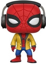 Funko - Heroes Pop Bobble Marvel Homecoming Spider-Man with Headphones, ... - $29.00