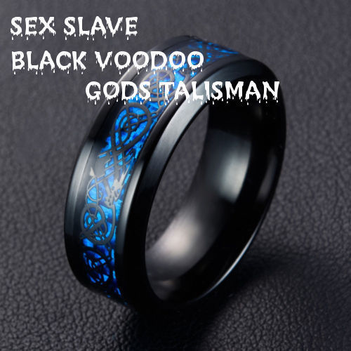 Primary image for SEX SLAVE BLACK VOODOO GODS MAGICK TALISMAN EXTREME POWER POTENT