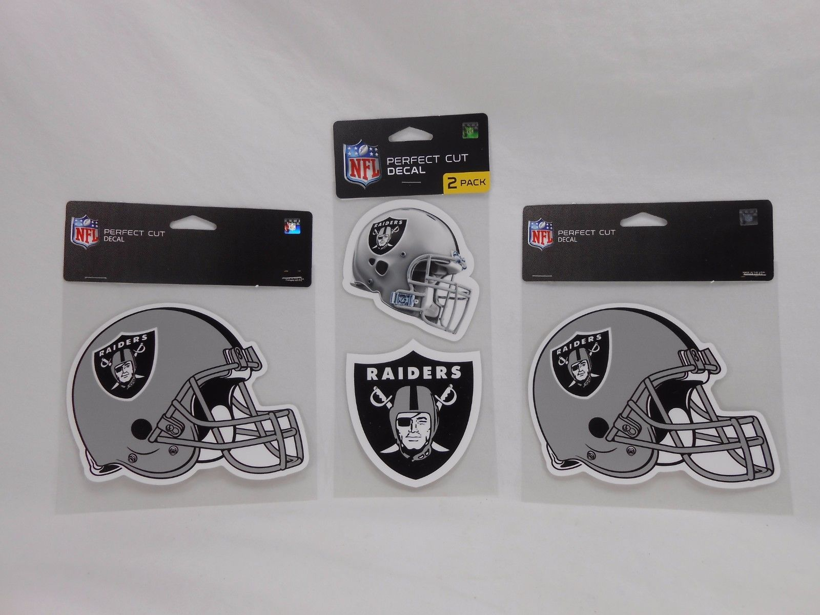 62fe35ef Oakland Raiders NFL Wincraft Die Cut Decals and 45 similar items