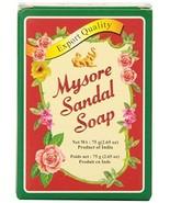 10 BARS!  Mysore Sandalwood Soap 125grams EXPORT QUALITY USA SELLER FAST... - $21.00