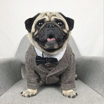 Formal Dog Clothes Wedding Pet Dog Suit Pets Dogs Clothing For Dogs Pets... - $21.88