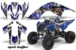 Atv Grafik Set Quad Aufkleber für Yamaha Raptor 700 2006-2012 Mad SU - $168.25