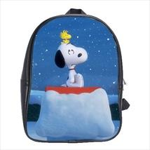 School bag dog snoopy bookbag  3 sizes - $38.00+