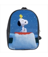 School bag dog snoopy bookbag  3 sizes - $38.00+