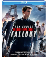 Mission: Impossible - Fallout  [Blu-ray + DVD]  - $18.95
