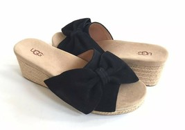 UGG JAYCEE ARROYO WEDGE ESPADRILLES SLIP ON SHOES sz US 9.5 / EU 40.5 / ... - $79.48