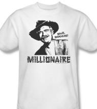 The Beverly Hillbillies T-shirt Millionare TV Land retro show cotton tee cbs158 image 2