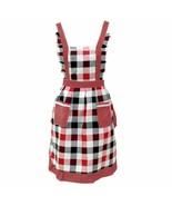 Women Lady Kitchen Apron Dress Restaurant Home(Multi) - $14.27