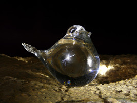 Haunted Russian Prophetess Entity in Crystal Bird Wisdom Prophecy izida no Djinn - $303.00