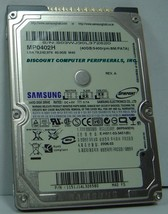 Lot of 20 MP0402H Tested Good Free USA Ship Samsung 40GB 2.5 inch IDE Drive