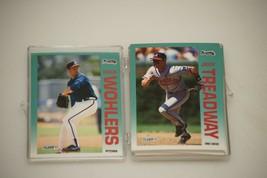1992 Fleer Pro Cards Atlanta Braves Card Set in Plastic Box - $9.99